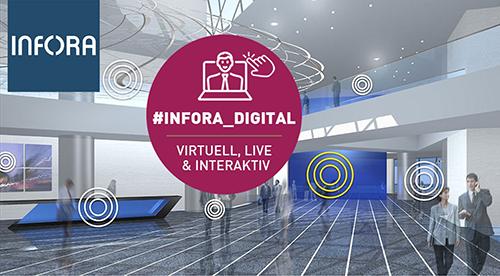 Infora-Events - digitale Veranstaltung 2020