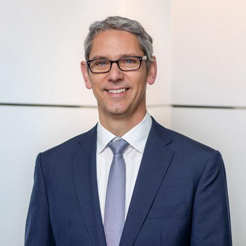 Geschäftsführer Michael Hagedorn
